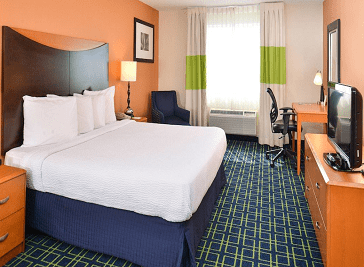 Fairfield Inn and Suites Kenner New Orleans Airport