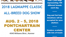 Lagniappe Classic Dog Show